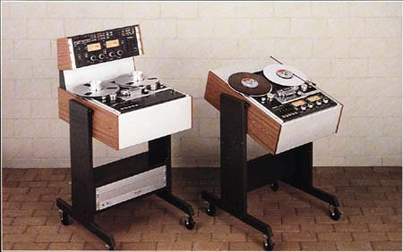 STUDER A810 Professional Tape Recorder