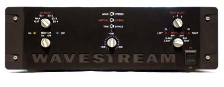 Rca switch 4x1 Wavestream_kinetics_front_panel2